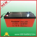 Batterie solaire profonde de gel de cycle de 12V 200ah pour le système solaire PV