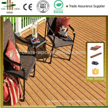 Non-combustible eco friendly deck