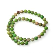 Impression naturelle Jasper Round Beads Gemstone Wholesale