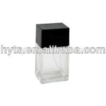 botella de cristal del perfume de las mujeres