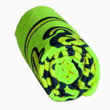 75*140cm Microfiber Suede Sports/Gym/Travel/Beach Towel With Custom Logo