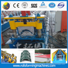 Top Roofing Ridge Cap Roll Forming Machine