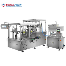 automatic spices powder packaging machine