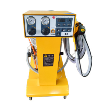 `Industrial Machinery Powder Coating machine