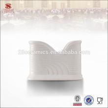 boîtes de mouchoirs de vaisselle en porcelaine royale