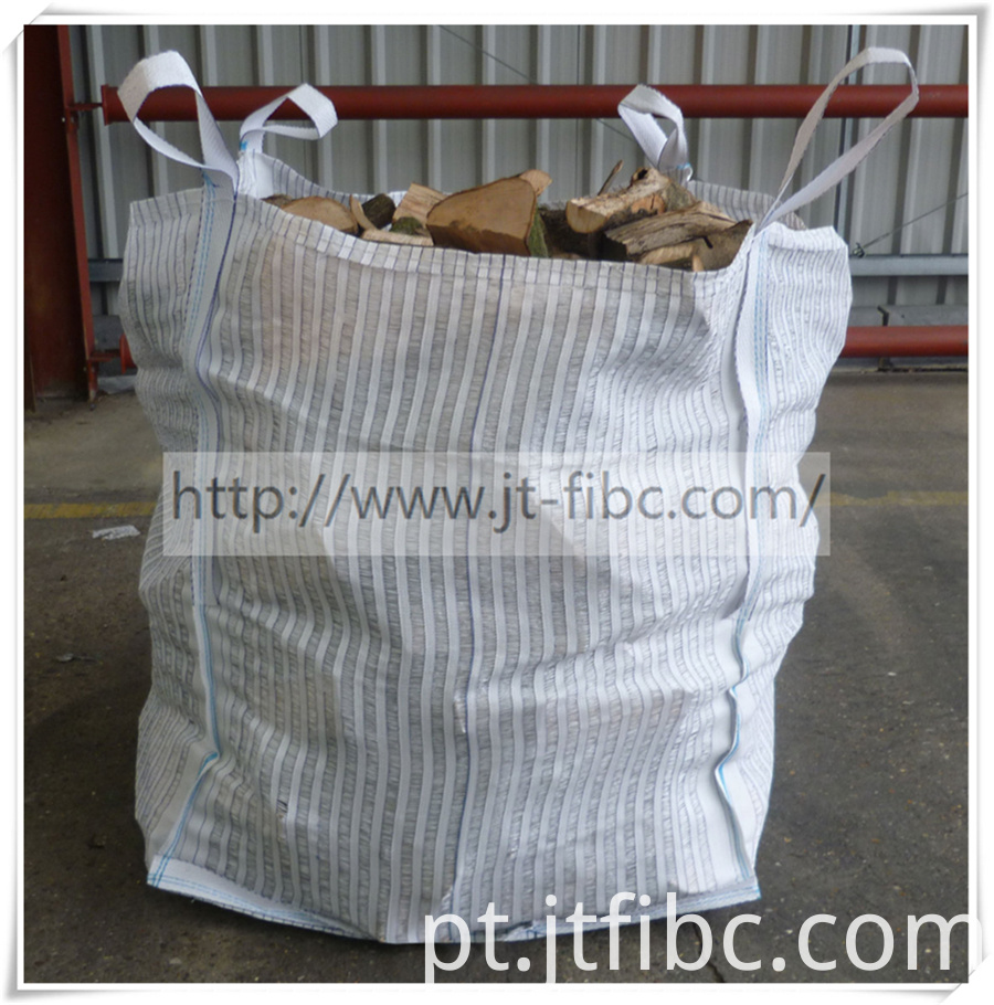 Large Firewood Woven Bag