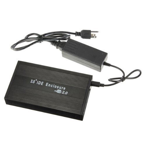 3.5 HDD Enclosure USB