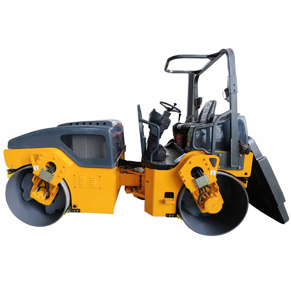 New Road Roller Price