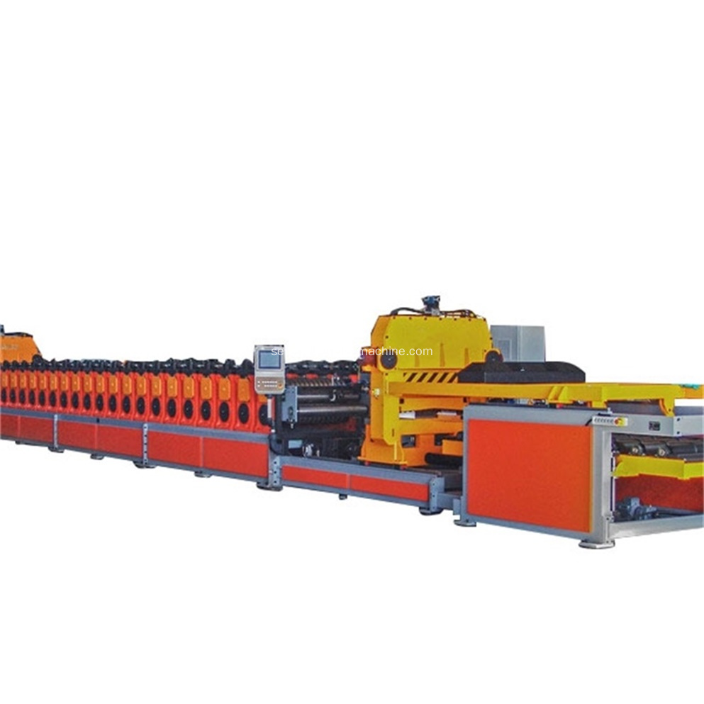 Grain Storage Silo Making Machine