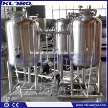 Sistema de Limpeza CIP em Aço Inoxidável