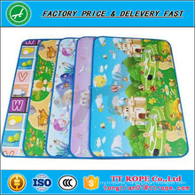 Folding eco-friendly eva play mat foam kids play mat