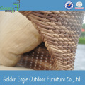 PE Rattan Garden Outdoor Wicker bordsmöbler