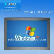 22 Zoll alles in einem Computer