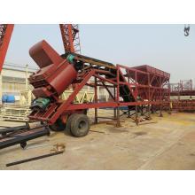Мобильный бетонный завод (YHZS35)
