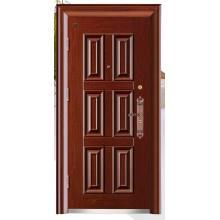 Puertas de acero de la puerta de seguridad