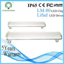 Hot Sale IP65 Epistar Chip 30W/40W/50W/60W 2*2FT LED Tri-Proof Tube