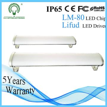 Hot Sale IP65 Epistar Chip 30W/40W/50W/60W 2*2FT LED Tri-Proof Tube