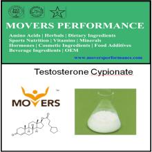 Cypionate de testostérone avec haute qualité