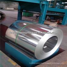 Espessura de 0,12 mm a 4,0 mm, bobina de aço galvanizado de 660 a 1250 mm JCX-A2