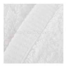 100% Baumwolle Hotel Weiße Badetücher Set zum Verkauf
