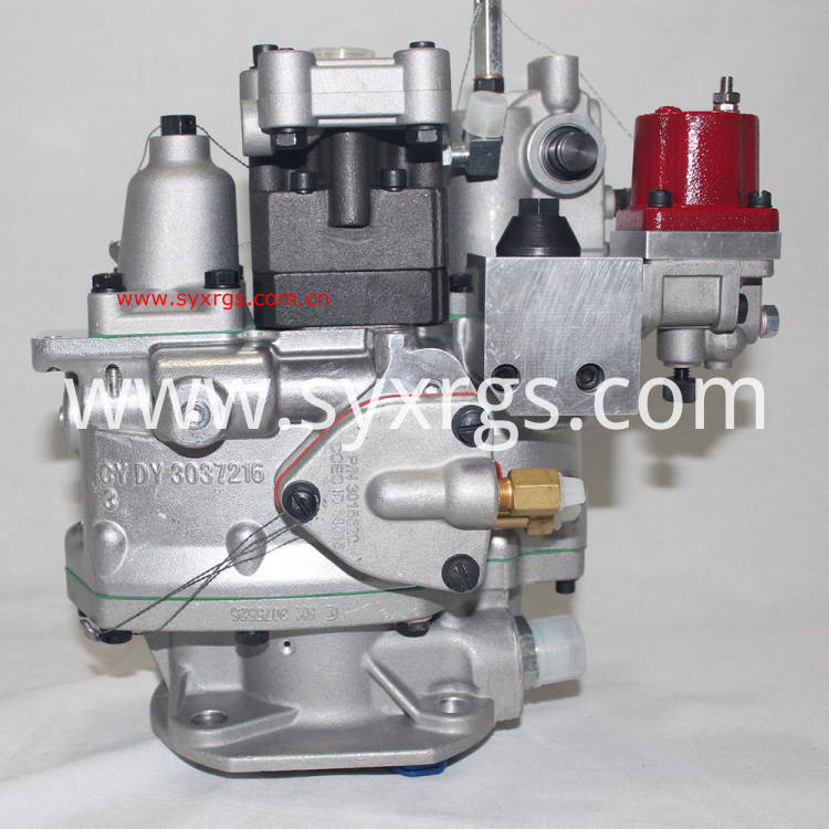 3262033 K1002 D155 Bulldozer Diesel Engine Parts Fuel Pump For 3262033