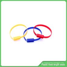 Propeno polímero, 210 mm, JY210, selo de plástico, Metal inserir o selo de segurança