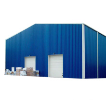 Fabrication Design Long-Span Steel Structural Buildings Warehouse Sale