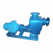 ZW series self priming non-clogging sewage pump