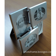 Elegant Multi Hole Aluminum Baby Picture Photo Frames