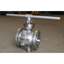 Manual Operated Stainless Steel Ball Valve