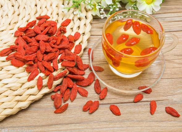 Red Goqi Tea