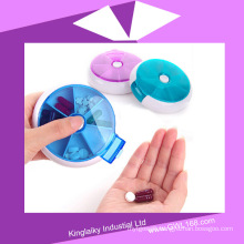 Medical Pill Kit Box with Separated Case for Promotion (BH-039)