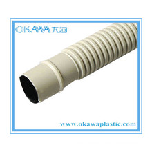 Manguera de drenaje flexible para aire acondicionado en material PE