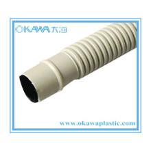 Flexible de drainage flexible pour climatiseur en matériau PE