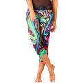 3/4 Length Slim Fit Capri Pants, Wholesale Leggings Crp-011