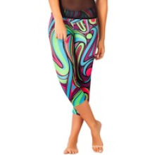 Pantacourt 3/4 Slim Fit, Leggings en gros Crp-011