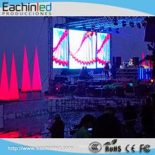 Innen-SMD Ful-Farbstadiums-Hintergrund-LED heller Innen-Vorhang P6 LED