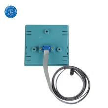 DB9P para FC-10P equipamento de transmissão flat ribbon cable assy