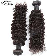 Weave Human Hair India Camboya rizada sin procesar virginal indio pelucas de pelo virginal cutícula alineó el pelo