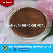 SLS Engrais / liant céramique Lignine Sulfonate de sodium à vendre