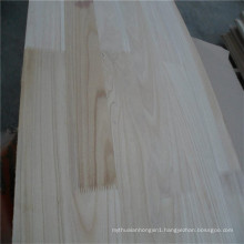 Paulownia Finger Joint Panel for Picture Frame