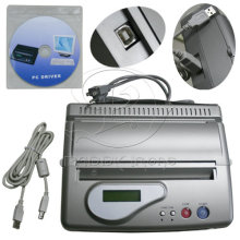New Silver USB Tattoo Stencil Copier Machine