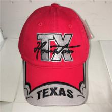 Классическая искусственная вышивка с проблемной бейсбольной кепкой