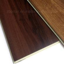 Suelo de vinilo compuesto de madera y plástico WPC