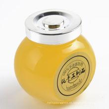 50ml 180ml 380ml 500ml Tarros de vidrio para miel, dulces, alimentos
