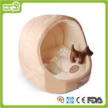 Alta calidad huevo estilo suave casa de perro de mascota y cama