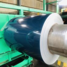 Bobina colorida de chapa de aço PPGI impressa