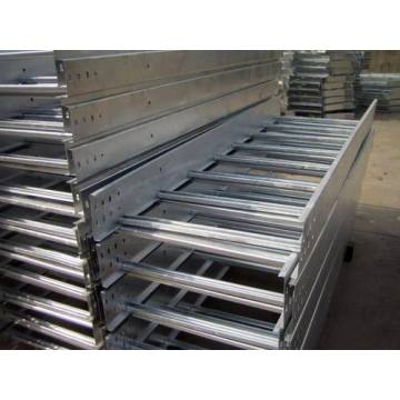 Galvanized cable ladder type