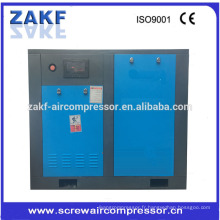 Compresseur d'air de vis populaire de ZAKF direct avec 0.7 ~ 1.3bar