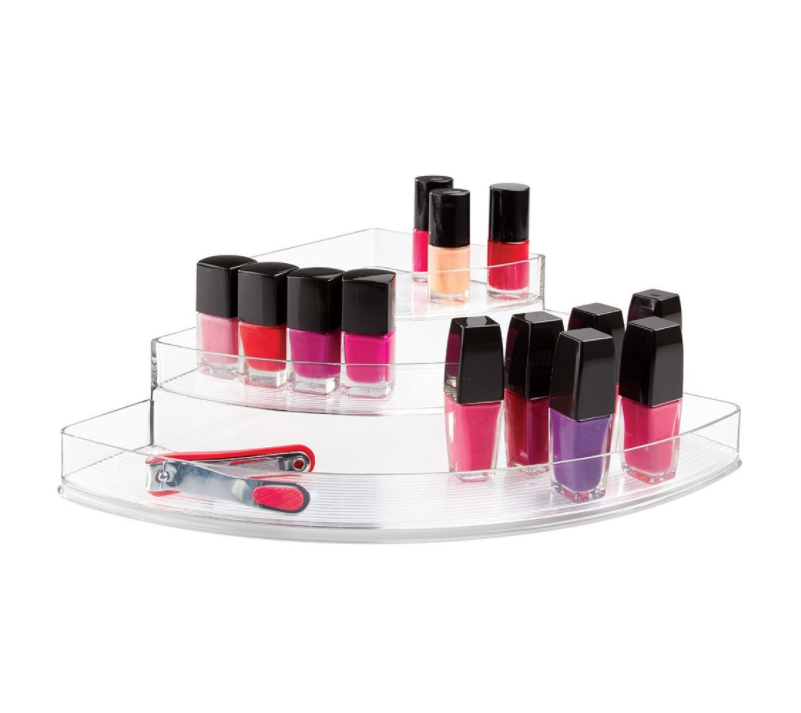Acrylic Beauty Products Organizer